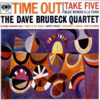 BRUBECK, Dave Quartet: Time Out